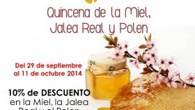 Quincena: Miel, Jalea y Polen