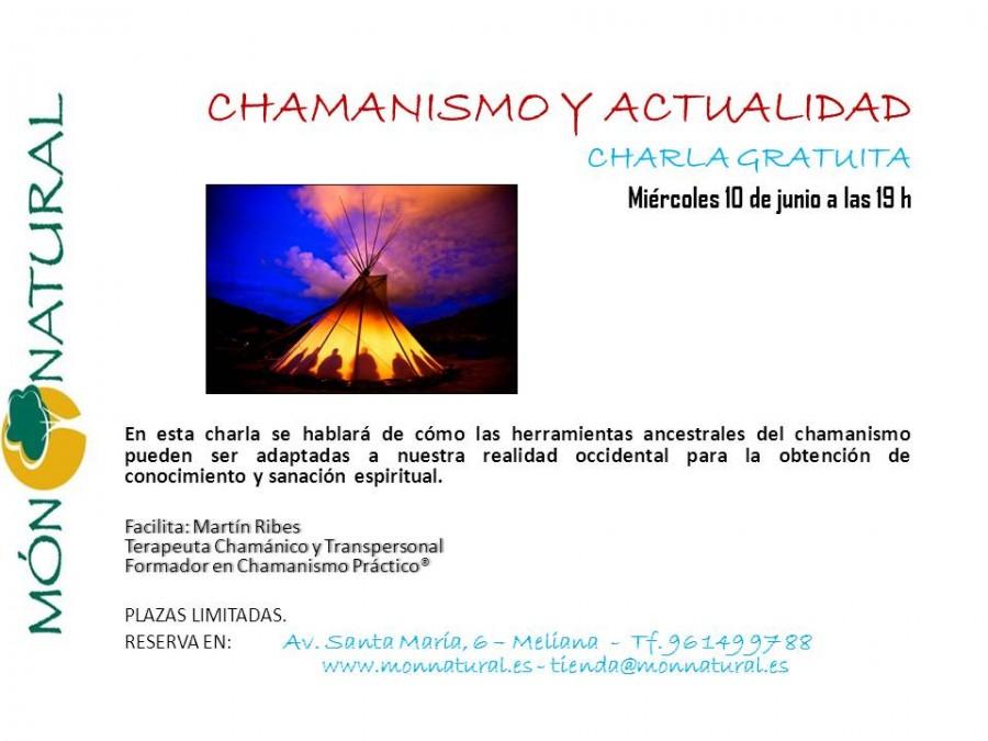 CHAMANISMO Y ACTUALIDAD