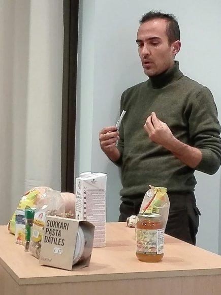 Postres saludables: sin azúcar, harina, huevos, ni lácteos.
